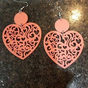 Jewelry - Pretty Coral Earrings